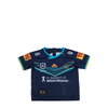 2020 Gold Coast Titans Toddler Replica Home Jersey