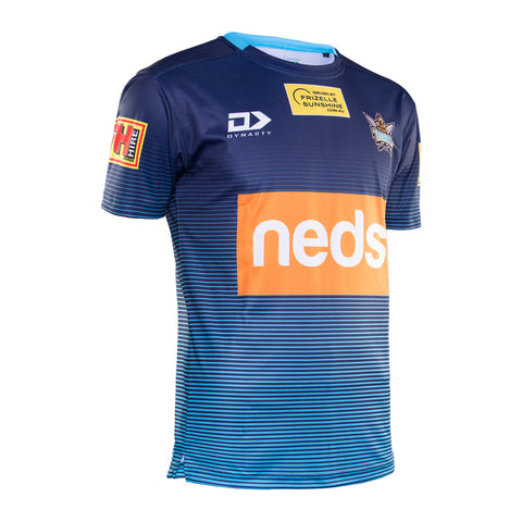 2020 Gold Coast Titans Mens Training Tee