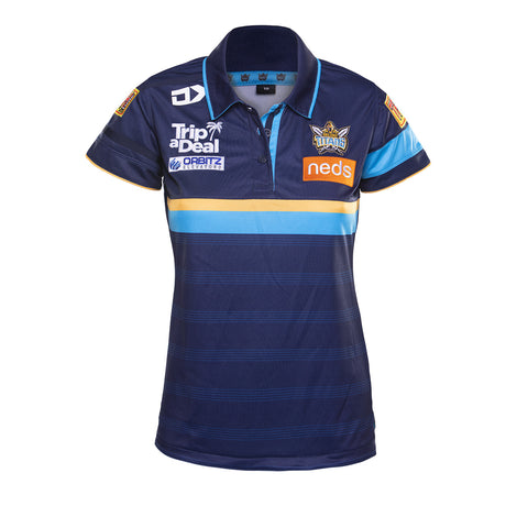 Gold Coast Titans Ladies Media Polo