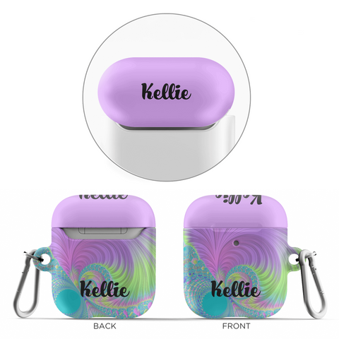 airpod case with unique design and personalized