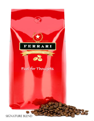 Ferrari Coffee - Signature Blend - 1 x 1KG