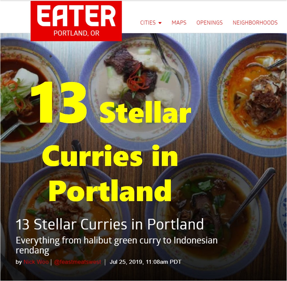 Top Burmese. Best Curries in Portland. Burmese Food Oregon. Myanmar Cuisine.