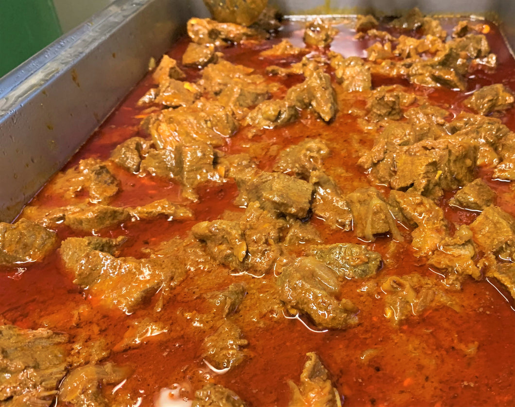 Beef Curry Tray