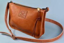 Butterscotch Crossbody (Outward Stitching)