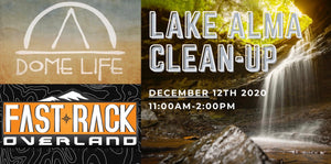 Lake Alma Clean-Up