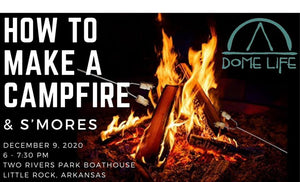 """How To Make A Campfire"" event"