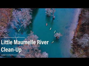 Little Maumelle River Clean-Up in West Little Rock