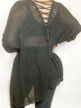 Load image into Gallery viewer, Trish Cardigan (Black)