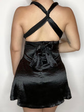 Load image into Gallery viewer, Scarlett Satin Dress