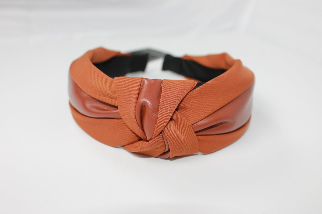 Knotted Headband - Alpha & Omega Boutique