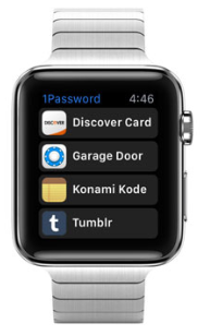 1Password Apple Watch App OzStraps NZ New Zealand