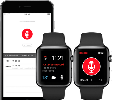 Just Press It Apple Watch Apps OzStraps New Zealand NZ