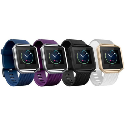 Silicone Fitbit Blaze Bands - OzStraps ?id=4044739969075