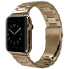 Bronze Classic Stainless Steel Apple Watch Band - OzStraps New Zealand