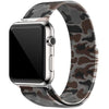 Camouflage Milanese Loop Apple Watch Band - OzStraps New Zealand