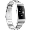 Classic Stainless Steel Fitbit Charge 3 / Charge 4 Bands - OzStraps New Zealand