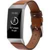 Leather Fitbit Charge 3 / Charge 4 Bands