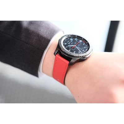 Modern Leather Samsung Gear S3 Band