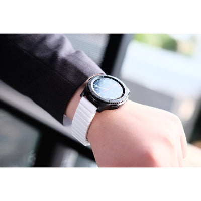 Ceramic Stainless Steel Samsung Gear S3 Band - OzStraps New Zealand