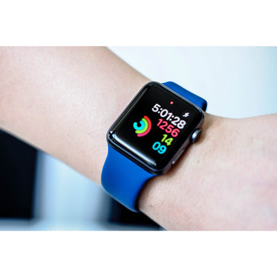 Silicone Apple Watch Band - OzStraps New Zealand
