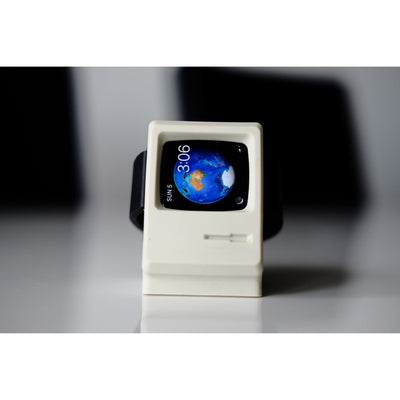 Macintosh Style Apple Watch Stand - OzStraps New Zealand
