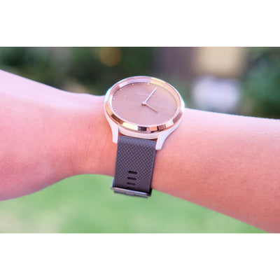 Silicone Garmin Vivomove HR & Vivoactive 3 Band - OzStraps New Zealand