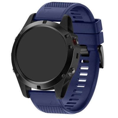 Silicone Garmin Fenix 5X / Fenix 6X Band - OzStraps New Zealand
