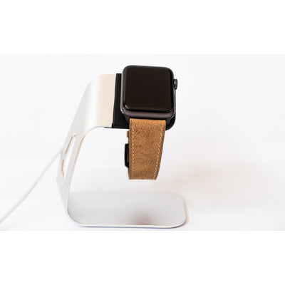 Desert French Calf Leather Apple Watch Band - OzStraps New Zealand