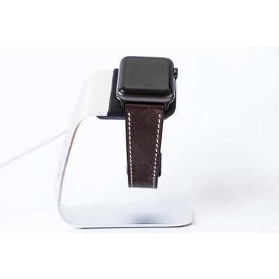 Kobicha French Calf Leather Apple Watch Band - OzStraps New Zealand