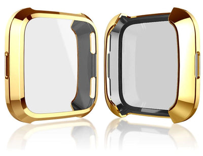Fitbit Versa 2 Electroplated TPU Protection Case