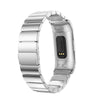Ceramic Stainless Steel Fitbit Charge 3 / Charge 4 Bands - OzStraps New Zealand