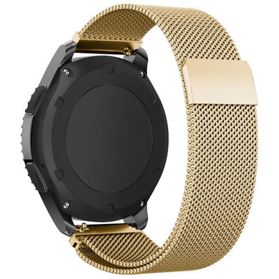 Gold Milanese Loop Samsung Gear S3 Band - OzStraps New Zealand