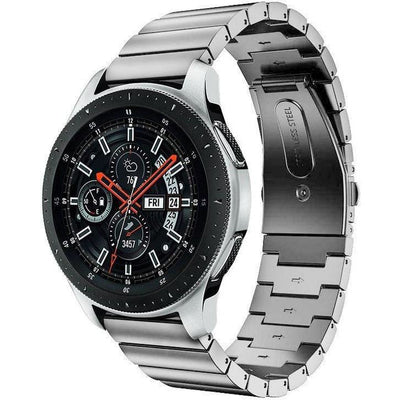 Ceramic Stainless Steel Samsung Galaxy Watch Band - OzStraps New Zealand