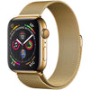 Gold Milanese Loop Apple Watch Band - OzStraps New Zealand