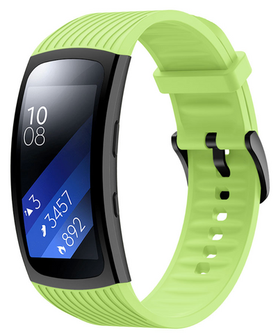 Silicone Gear Fit2 / Fit2 Pro Band - OzStraps New Zealand