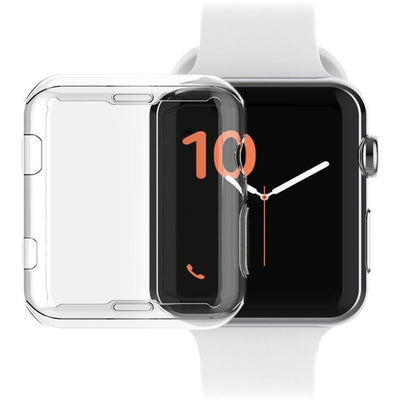 TPU Transparent Apple Watch Protection Case - OzStraps New Zealand