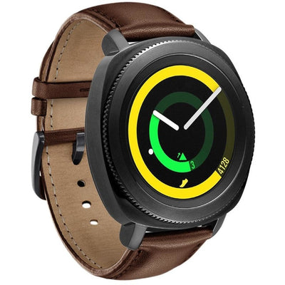 Leather Samsung Gear Sport Band - OzStraps New Zealand
