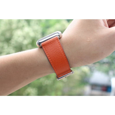 Single Tour Leather Apple Watch Band