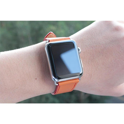 Stitched Leather Series Apple Watch Band - OzStraps New Zealand