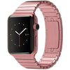 Rose Gold Ceramic Stainless Steel Apple Watch Band