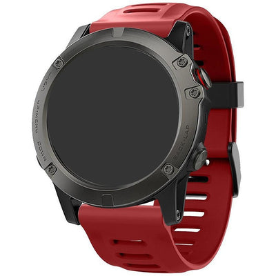 Silicone Garmin Fenix 3 / Fenix 3 HR Band - OzStraps New Zealand