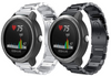 Classic Stainless Steel Garmin Vivomove HR & Vivoactive 3 Band