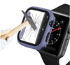 Apple Watch Hybrid Cover (Tempered Glass + Case Protector)