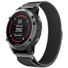 Black Milanese Loop Garmin Fenix 5 / Fenix 6 Band - OzStraps New Zealand