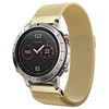 Gold Milanese Loop Garmin Fenix 5 / Fenix 6 Band - OzStraps New Zealand