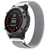 Silver Milanese Loop Garmin Fenix 5 / Fenix 6 Band - OzStraps New Zealand