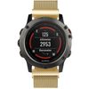 Gold Milanese Loop Garmin Fenix 5X Band - OzStraps New Zealand
