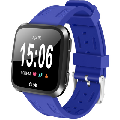 Sports Silicone Fitbit Versa Band - OzStraps New Zealand