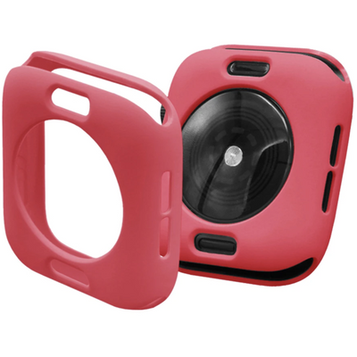 Apple Watch Soft Pastel TPU Protection Case (Series 4/5/6/SE) - OzStraps New Zealand