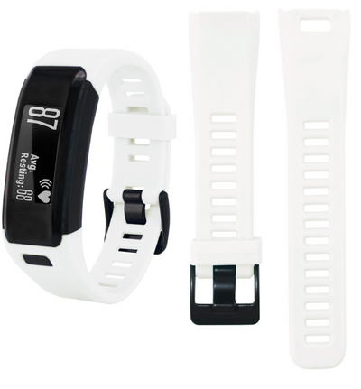 Silicone Garmin VivoSmart HR Band - OzStraps New Zealand